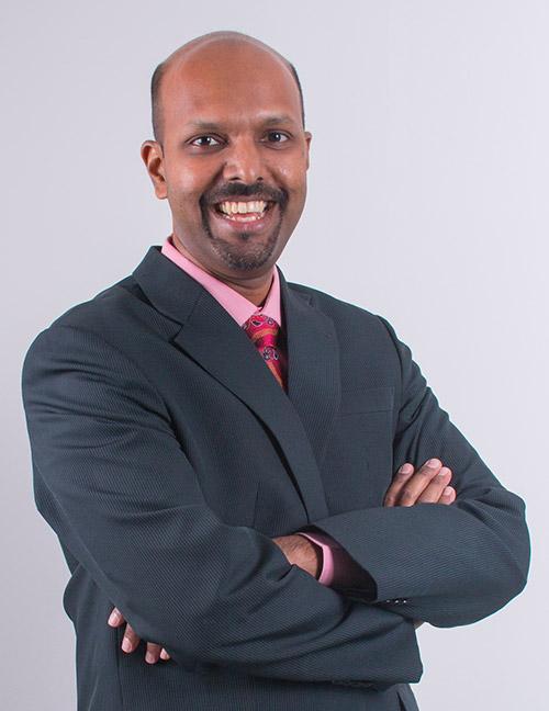 Dr Manoharan Shunmugam