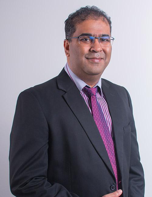 Dr Sunder Ramasamy