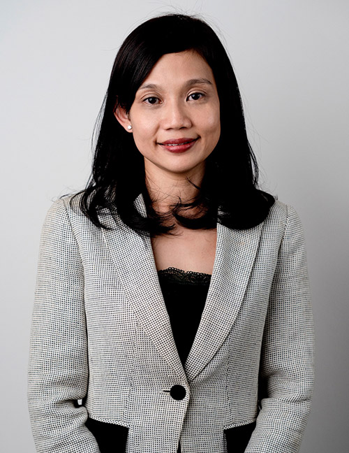 Ms Melanie Yeoh