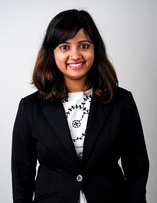 Ms Prashanti Amirtharatnam